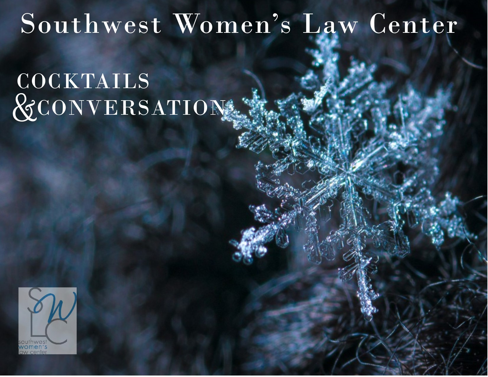 SWLC presents Cocktails & Conversations